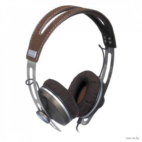 Гарнитура Sennheiser M2 OEi (коричневая) — фото, картинка
