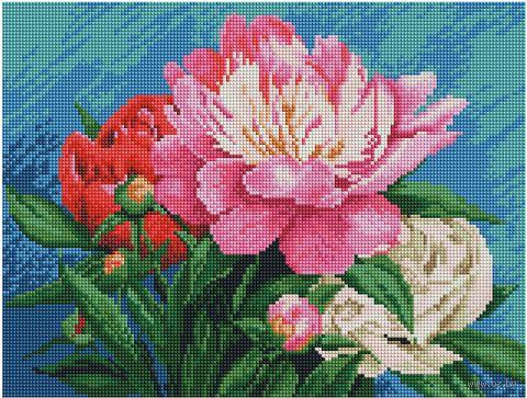 "Набор для творчества ""Алмазная мозаика"" ""OZD112021-026"" (300х400 мм) — фото, картинка"
