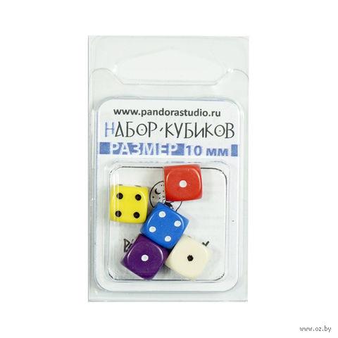 """Набор кубиков """"Для игр"""" (5 шт.) — фото, картинка"""