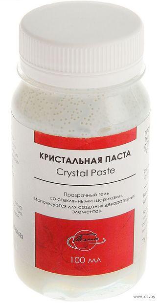 Кристальная паста со стеклянными шариками (100 мл) — фото, картинка
