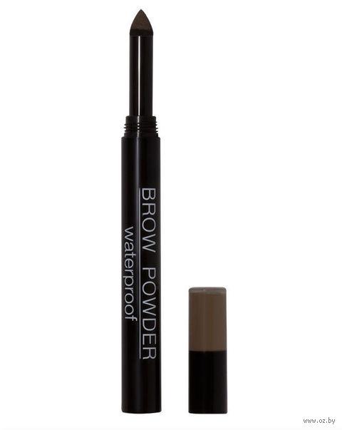 "Тени-карандаш для бровей водостойкий ""Brow Powder Waterproof"" (тон: 01) — фото, картинка"