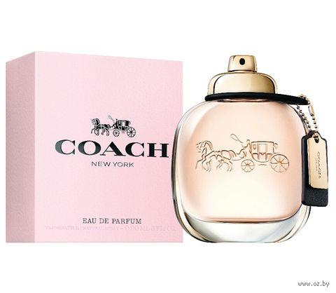 "Парфюмерная вода для женщин Coach ""New York Woman"" (90 мл) — фото, картинка"