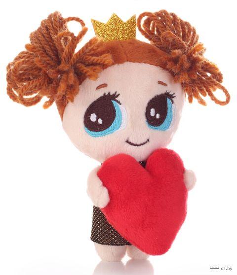 "Мягкая игрушка ""Принцесса"" (16 см) — фото, картинка"