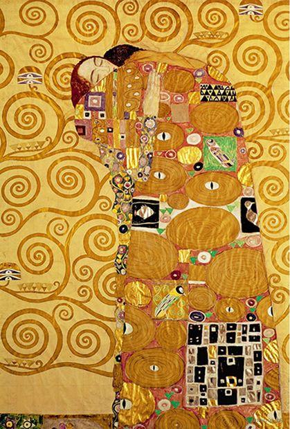 """Открытка """"Густав Климт. Упоение"""" (арт. 2660) — фото, картинка"""