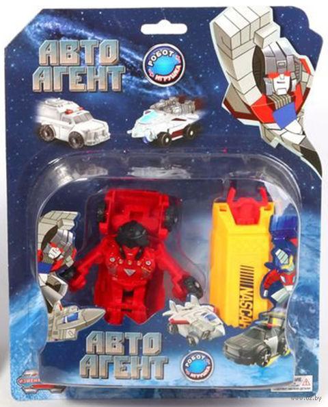 "Робот-трансформер ""Авто-агент"" (арт. ZYB-B1026)"