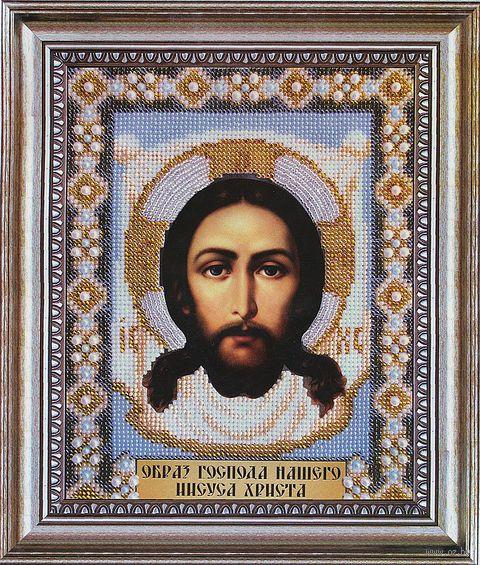 "Вышивка бисером ""Образ Господа Нашего Иисуса Христа"""