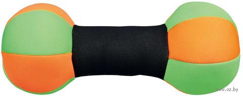 """Игрушка для собак """"Гантель"""" (21 см; плавающая) — фото, картинка"""