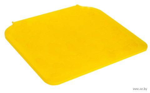 Сушилка для посуды пластмассовая (460x390x23 мм) — фото, картинка