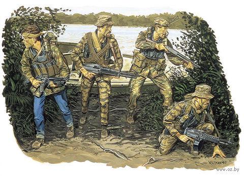 """Набор миниатюр """"U.S. Navy SEALs II"""" (масштаб: 1/35) — фото, картинка"""
