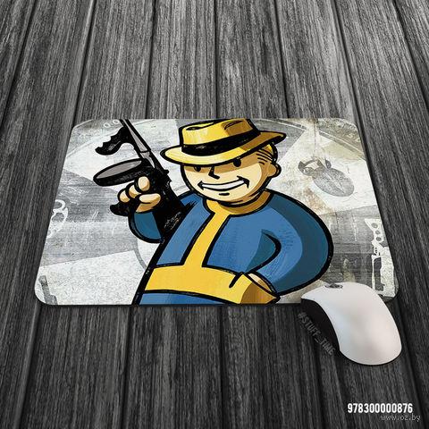 """Коврик для мыши большой """"Fallout"""" (арт. 876)"""