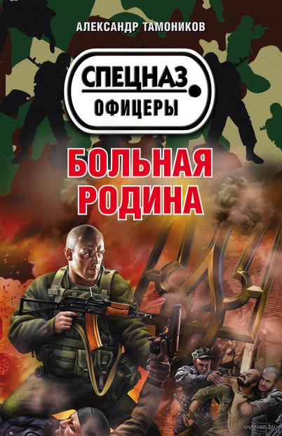 Больная родина (м). Александр Тамоников