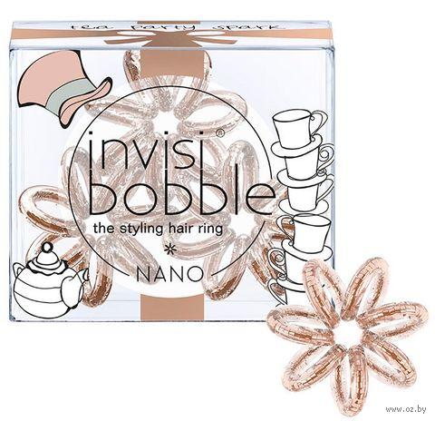 "Резинка для волос ""Nano Tea Party Spark"" — фото, картинка"