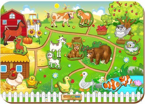 """Лабиринт """"Животные"""" (арт. 114102) — фото, картинка"""