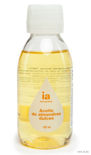 """Масло для тела """"Almendras. Против растяжек"""" (125 мл) — фото, картинка"""