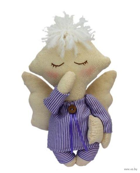 """Набор для шитья из ткани """"Кукла. Сева"""""""