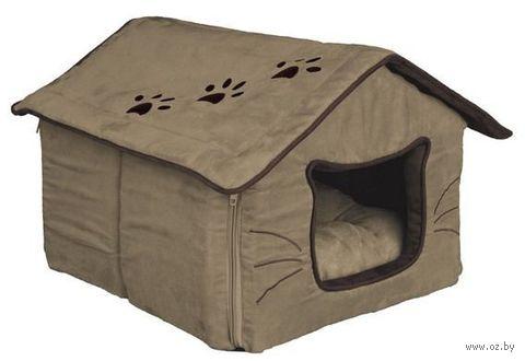 """Домик для кошек """"Hilla"""" (35х30х40 см; арт. 36334)"""