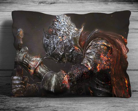 "Подушка ""Dark Souls"" (art.4)"