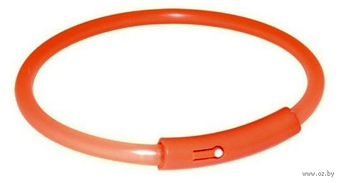 Ошейник для собак с LED-подсветкой (размер XS; 25 см)