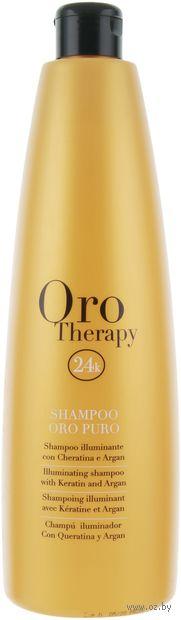 "Шампунь для волос ""Oro Puro"" (300 мл) — фото, картинка"
