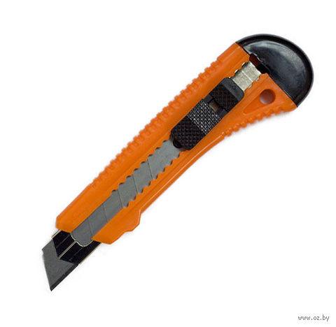 """Нож пистолетный с выдвижным лезвием """"MASTER"""" (18 мм)"""