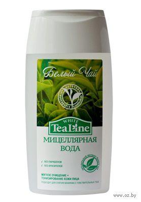 """Мицеллярная вода """"Белый чай"""" (150 мл) — фото, картинка"""