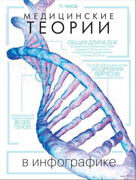 Медицинские теории в инфографике. П. Чехов