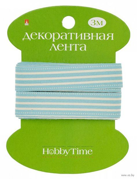 """Лента декоративная """"Полоски"""" — фото, картинка"""
