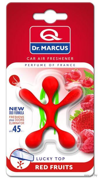 """Ароматизатор """"Dr.Marcus Lucky Top"""" (Red Fruits; арт. 26765) — фото, картинка"""