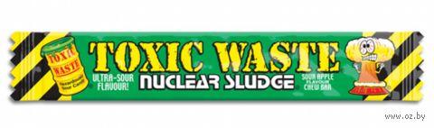 """Конфета жевательная """"Toxic Waste. Яблоко"""" (20 г) — фото, картинка"""