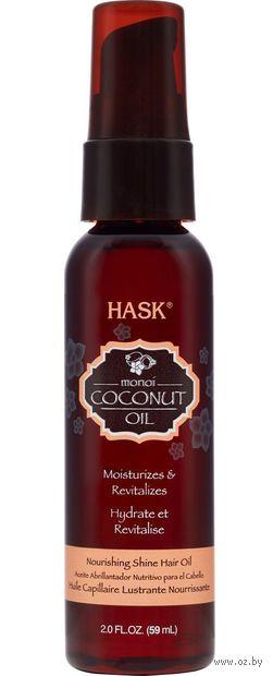 """Масло для волос """"Питательное. С экстрактом кокоса"""" (59 мл) — фото, картинка"""