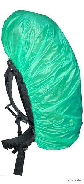 Чехол на рюкзак (бирюзовый; 70-110 литров)