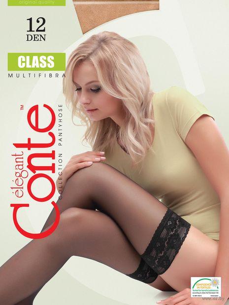 "Чулки женские ""Conte. Class 12"""