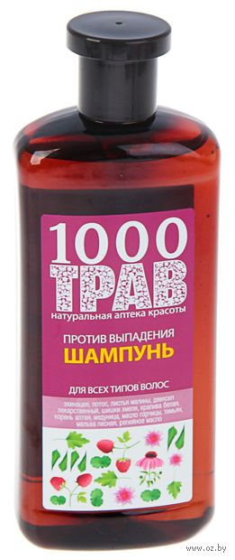 "Шампунь для волос ""Тонизирующий"" (500 мл)"