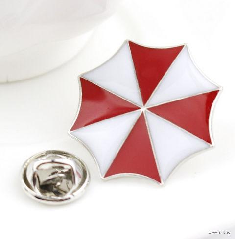 """Значок """"Resident Evil Umbrella Corp. Logo"""""""