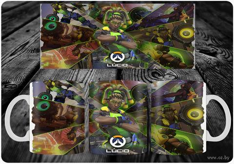 """Кружка """"Overwatch"""" (арт. 35) — фото, картинка"""