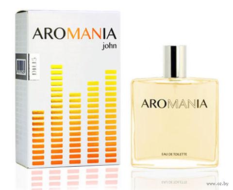 """Туалетная вода для мужчин """"Aromania John"""" (100 мл) — фото, картинка"""