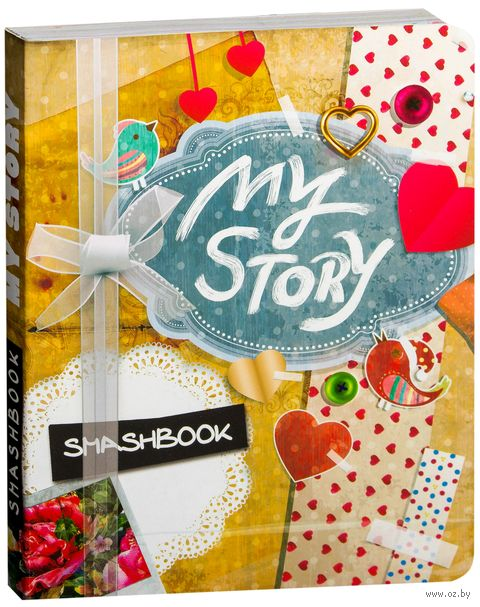 My story (c наклейками) — фото, картинка