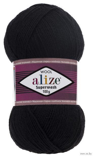 ALIZE. Superwash 100 №60 (100 г; 420 м) — фото, картинка
