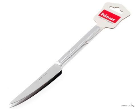 """Нож столовый металлический """"Orion"""" (2 шт.) — фото, картинка"""