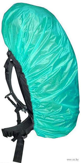 Чехол на рюкзак (30-40 л; цвет морской волны) — фото, картинка