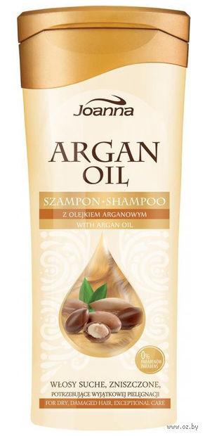 Шампунь для волос Joanna с аргановым маслом (200 мл)