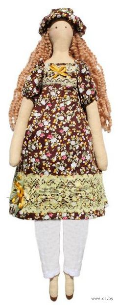 """Набор для шитья из ткани """"Кукла. Наталья"""""""