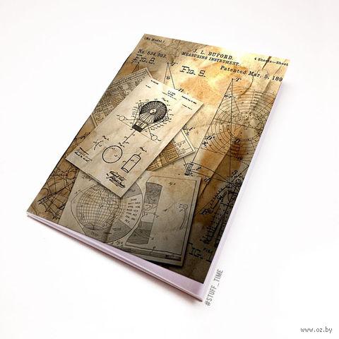 """Блокнот """"Стимпанк"""" (А5; арт. 752) — фото, картинка"""