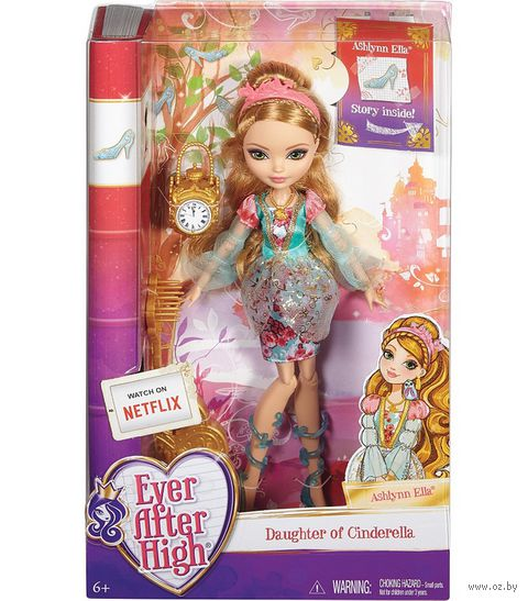 "Кукла ""Ever After High. Эшлин Элла"""