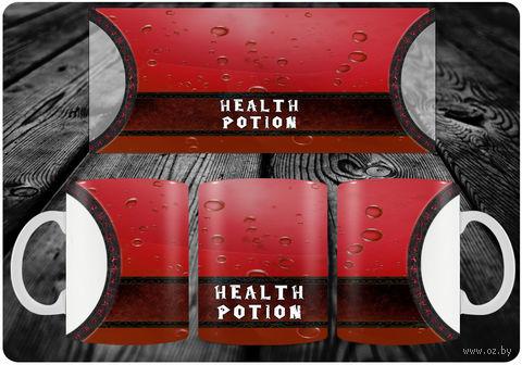 "Кружка ""Health Potion"" (art. 52)"