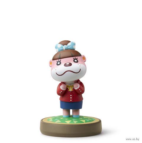 "Фигурка ""Amiibo - Лотти"" (Animal Crossing Collection)"