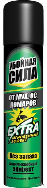 """Аэрозоль от мух, ос, комаров """"Extra"""" — фото, картинка"""