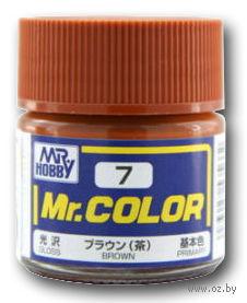 Краска Mr. Color (brown, C7)
