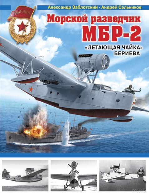 """Морской разведчик МБР-2. """"Летающая чайка"""" Бериева. А. Заблотский, Андрей Сальников"""