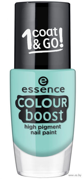 "Лак для ногтей ""Colour boost high pigment"" (тон: 06, instant happiness) — фото, картинка"
